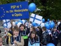 Parada dziesięciolatków