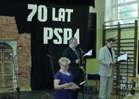 70-lecie PSP nr 1 w Opolu