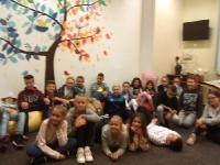 Wizyta w Bibliotece Pedagogicznej