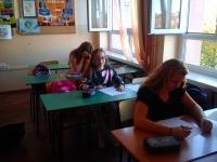 Konkurs języka niemieckiego – etap szkolny