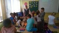 Misjonarka z Afryki w naszej Szkole