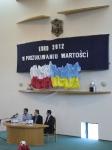 Spotkanie z Jerzym Dudkiem 2012r.