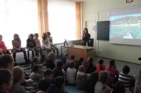 Spotkanie z wolontariuszkami programu AISEC