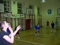 Trzymaj formę, turniej siatkówki klas szóstych