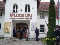 Uroczystości w Muzeum Czynu Powstańczego na Górze św. Anny