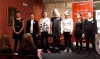 XIV Międzyszkolny Konkurs Polskiej Poezji Patriotycznej