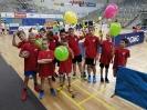 II miejsce na Turnieju Mini Piłki Ręcznej i puchar Dyrektora Miejskiego Ośrodka Sportowego w Opolu