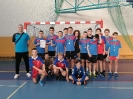 III miejsce w Mistrzostwach Opola w Piłce Ręcznej w Igrzyskach Młodzieży Szkolnej klasy VII-VIII